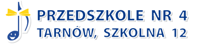 Przedszkole nr 4 | Strona www Przedszkola nr 4 w Tarnowie.